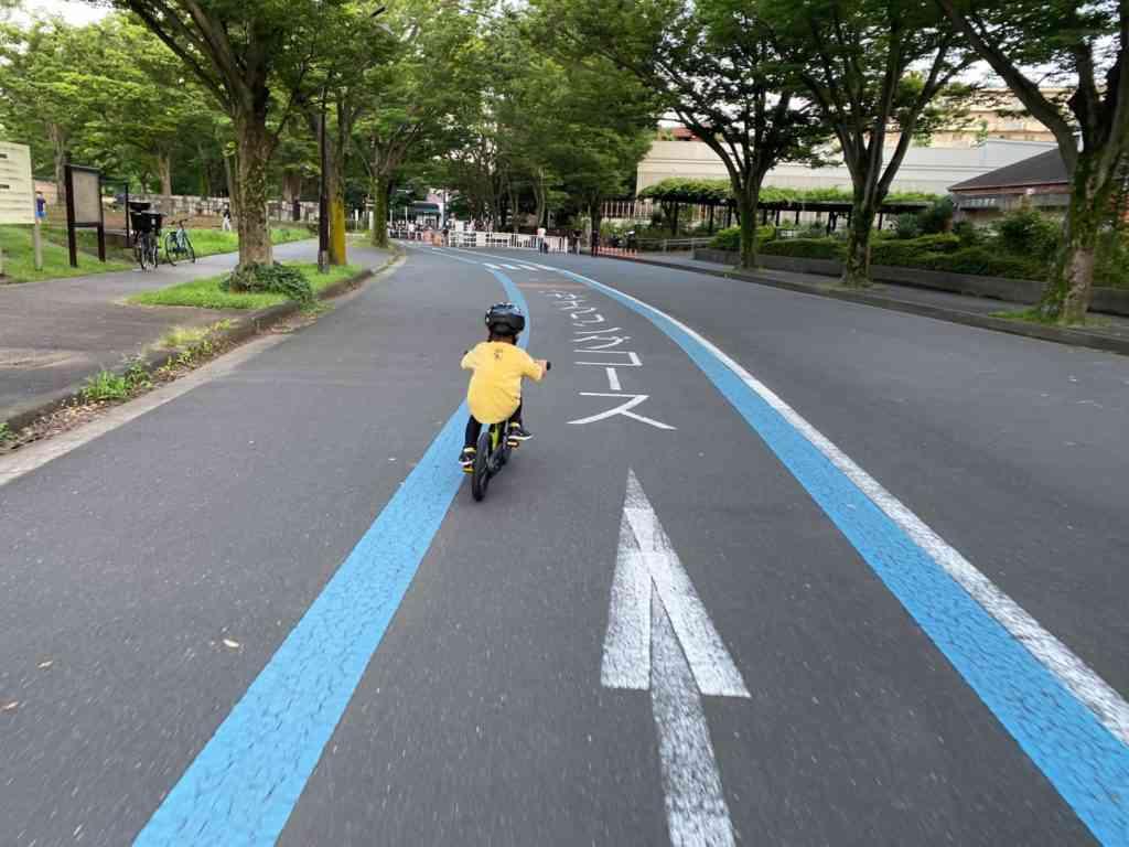 駒沢オリンピック公園 サイクリングコース
